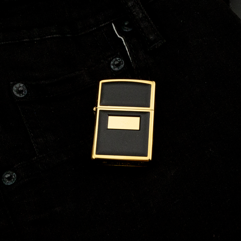 may-lua-zippo-1992-VIII-gold-plated-ultralite-ma-vang-22K