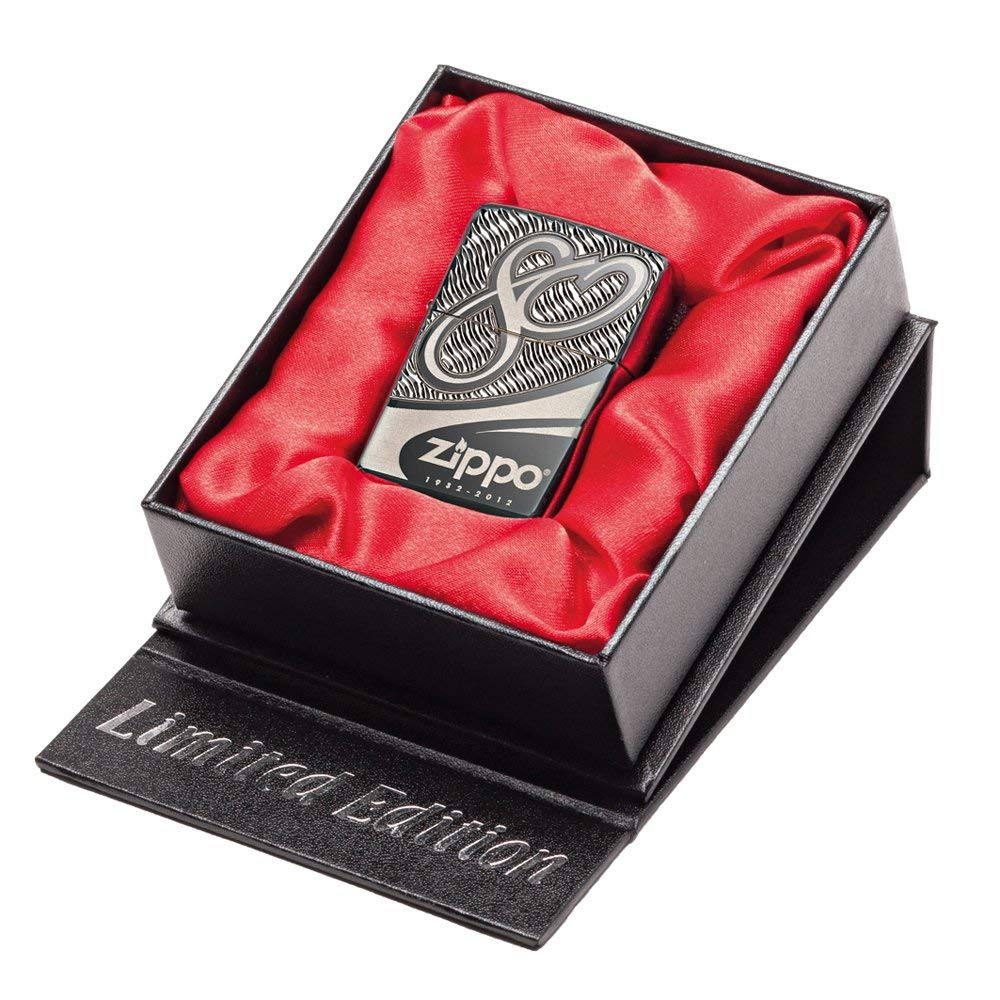 Zippo 80th Anniversary Limited Edition xách tay usa