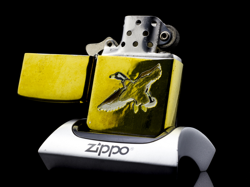Zippo-co-Town-and-Country-Duck-phoenix-47-49-USA-US