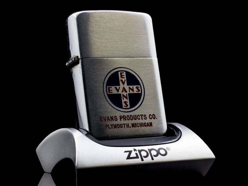 Zippo-co-evans-Brushed-Chrome-47-49-chinh-hang