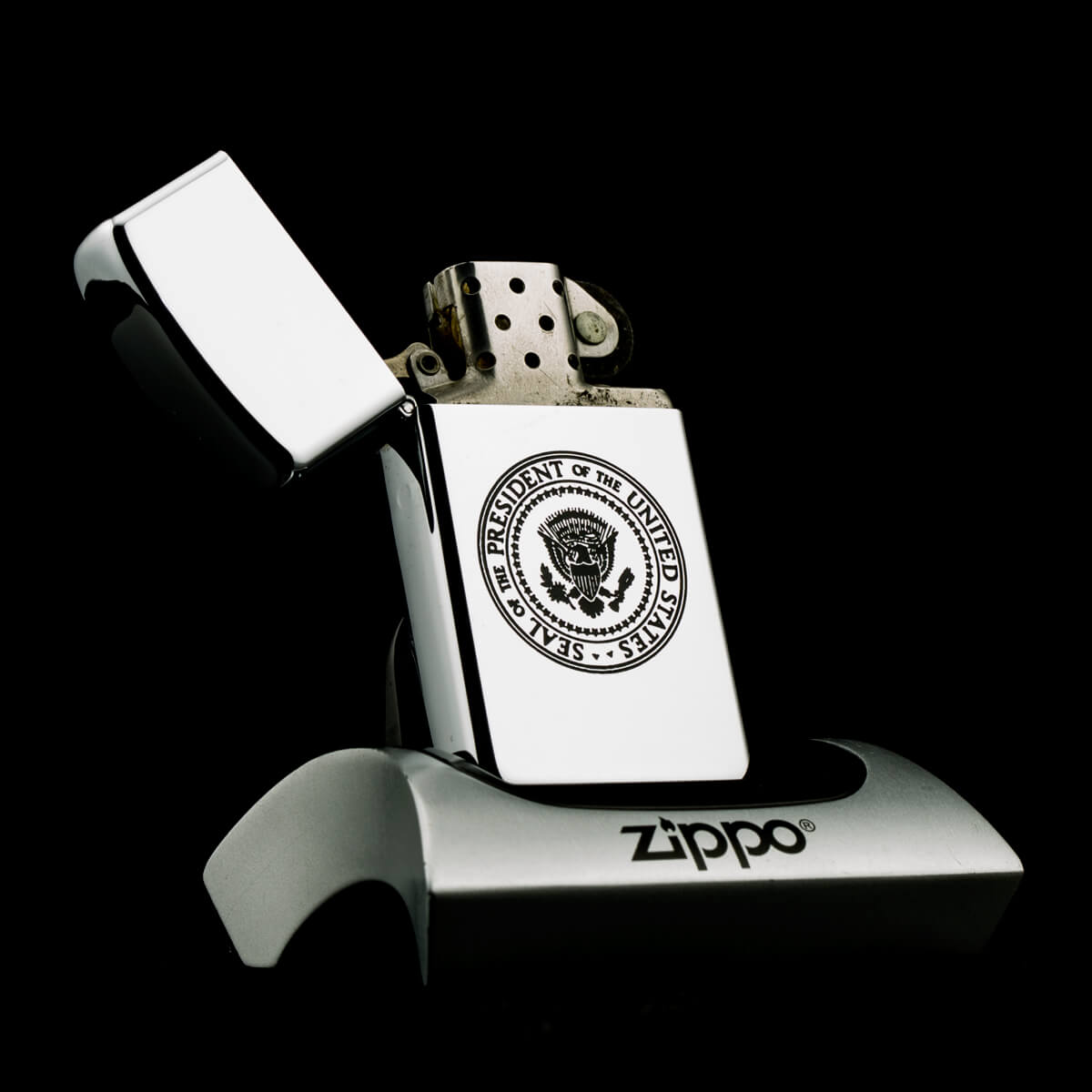 hot-quet-zippo-army-one-seal-of-president-of-the-united-states-iv-1998-huy-hieu-tong-thong-my