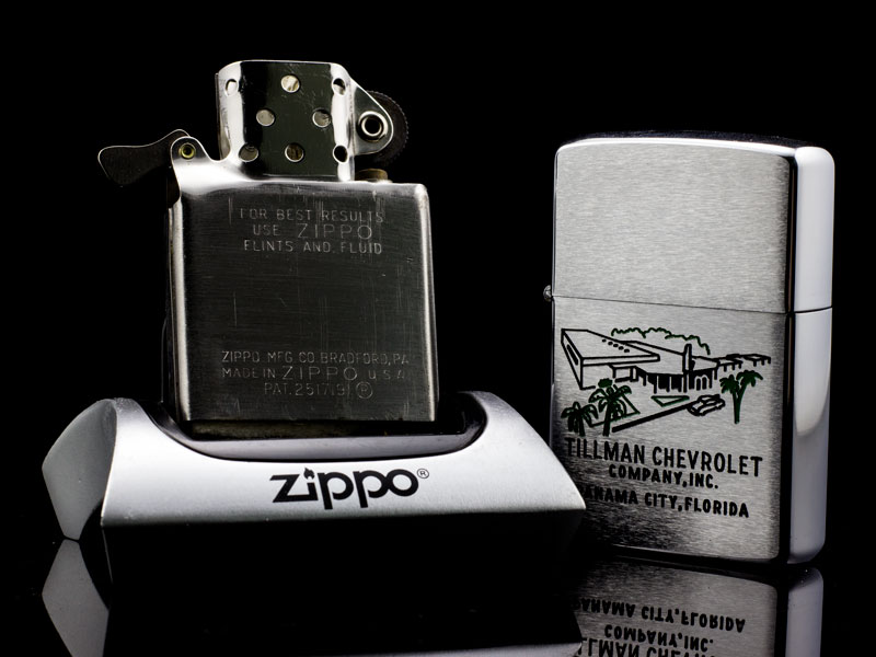 Zippo-Co-Tillman-Chevrolet-1958-8-Cham-hang-chinh-hang-usa-my-co-qui-hiem-sang-trong-qui-phai