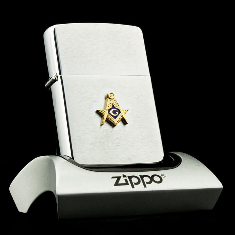 bat-lua-zippo-freemasonry-brushed-chrome-VI-1990-huy-hieu-hoi-tam-diem-rat-hiem