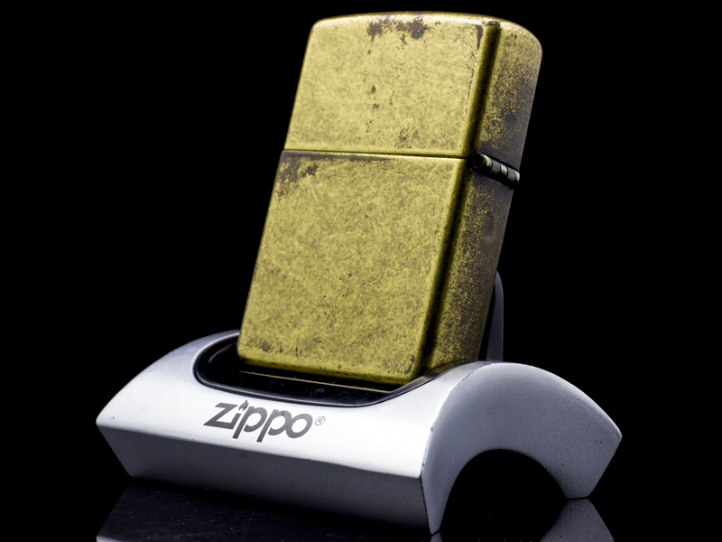 Zippo-la-ma-we've-got-the-fire-XVI-2000-USA-US