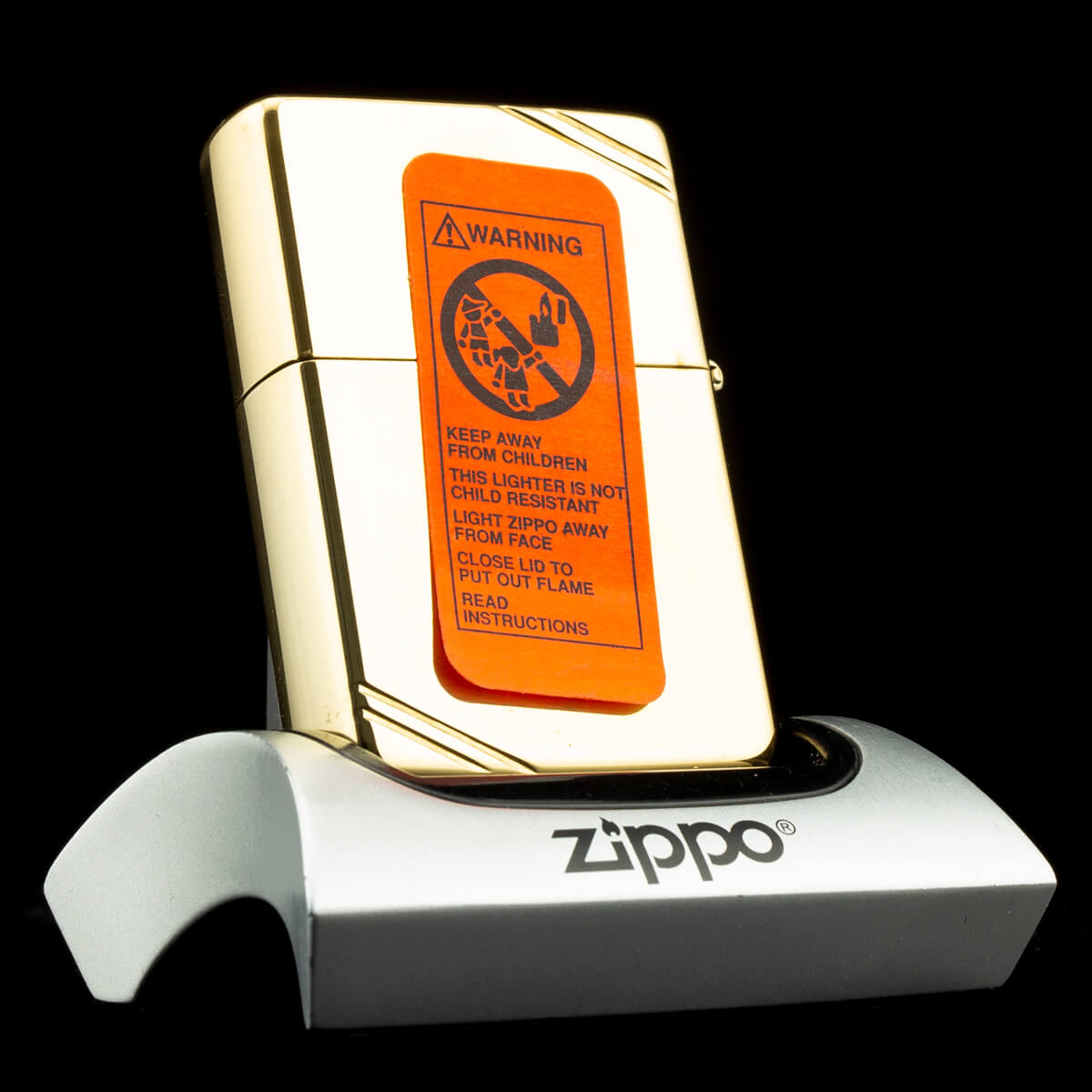 hop-quet-zippo-vintage-1937-high-polished-brass-1991-vii-chat-goc-bong-dong-khoi