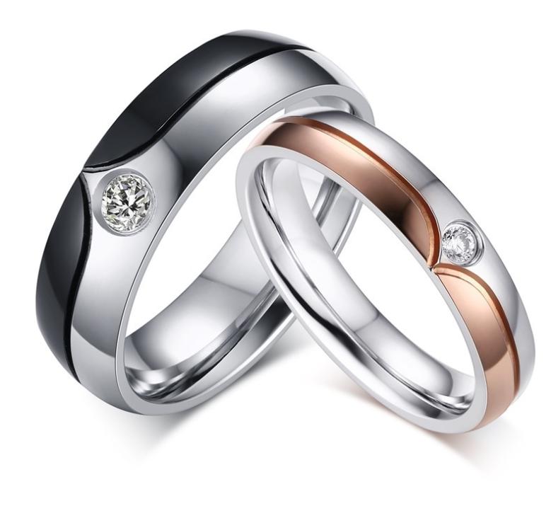 Nhẫn đôi giá rẻ tại Minh Tuệ Shop