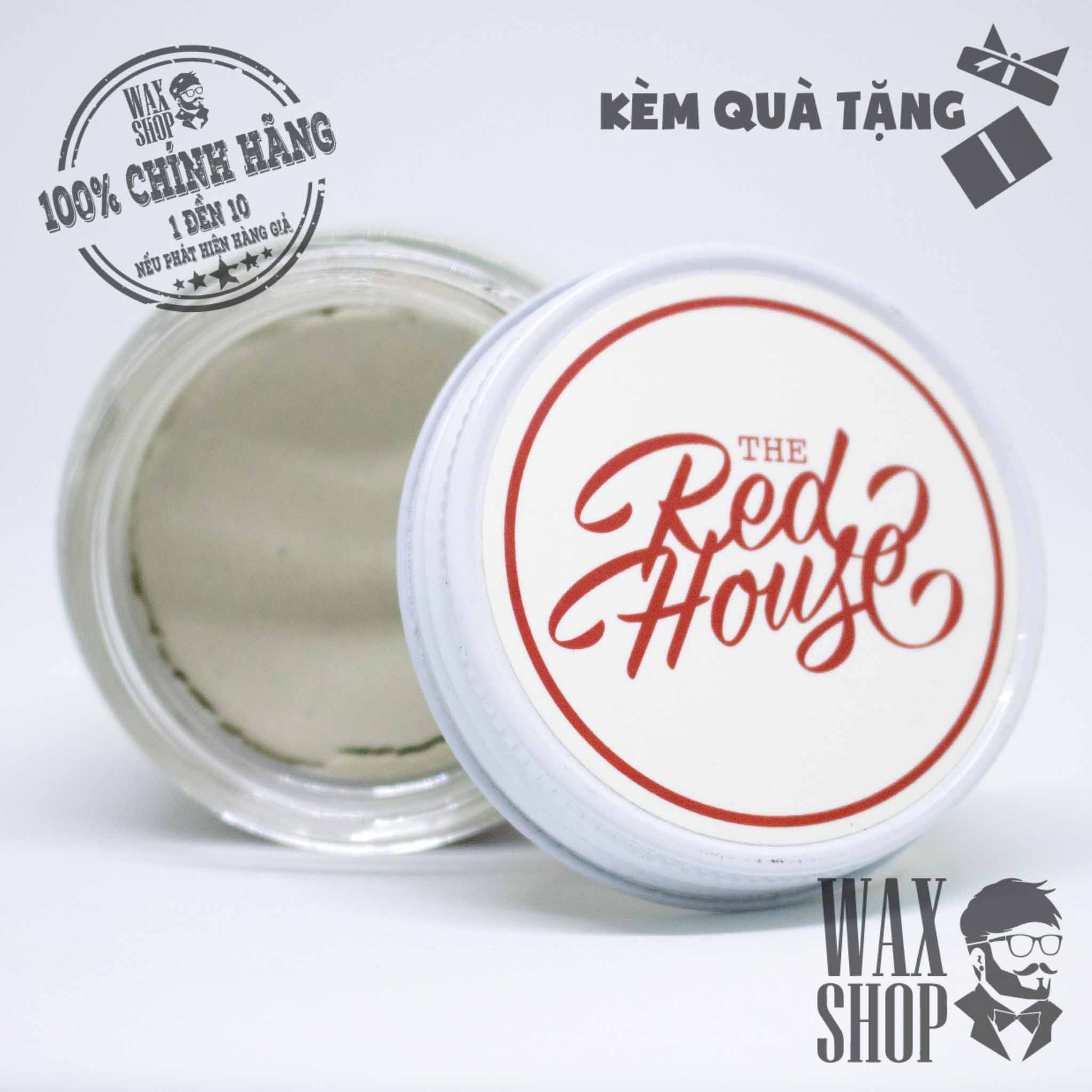 Matte Clay - The Red House