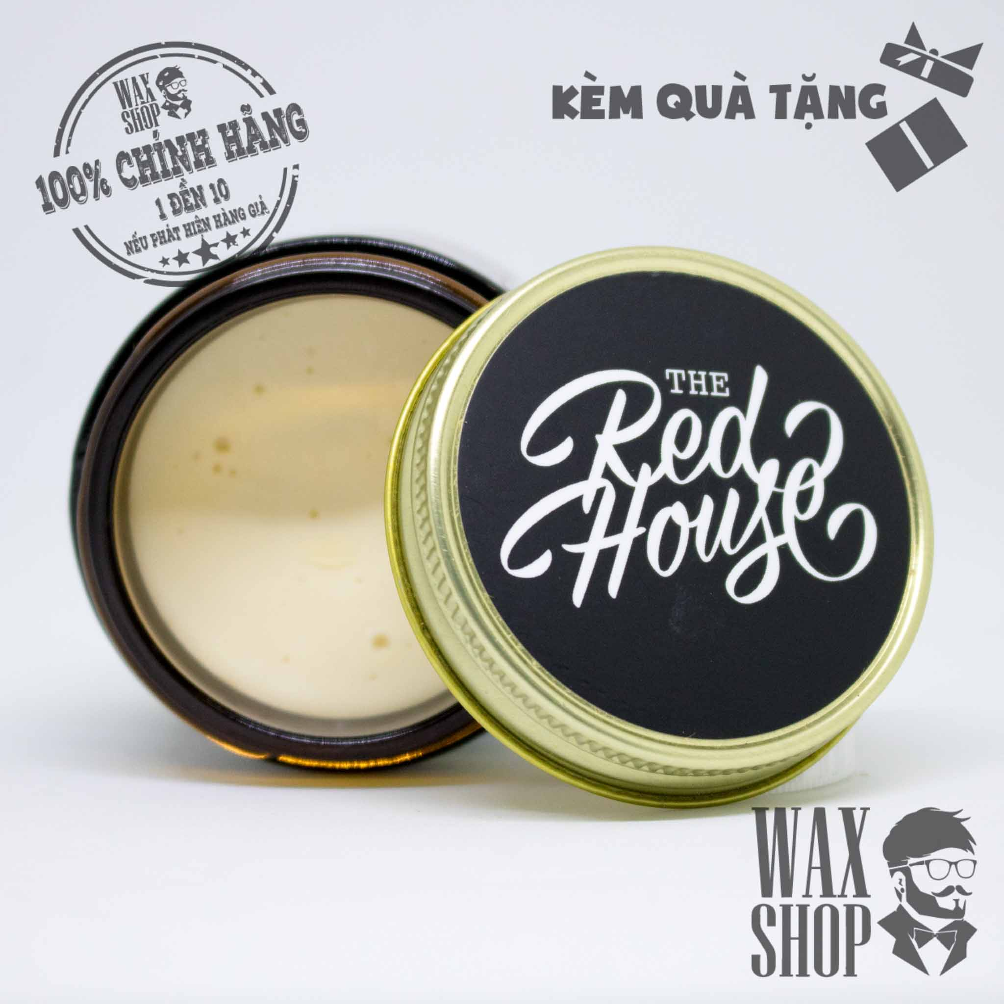 Private Reserve Pomade - The Red House
