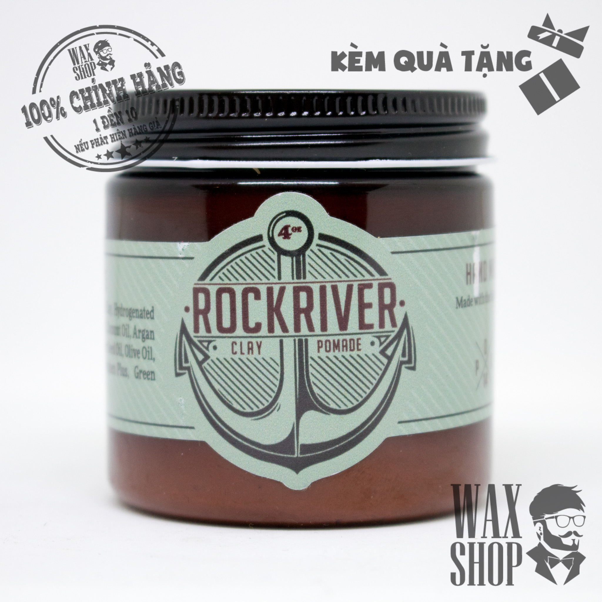 Clay Pomade - Rockriver