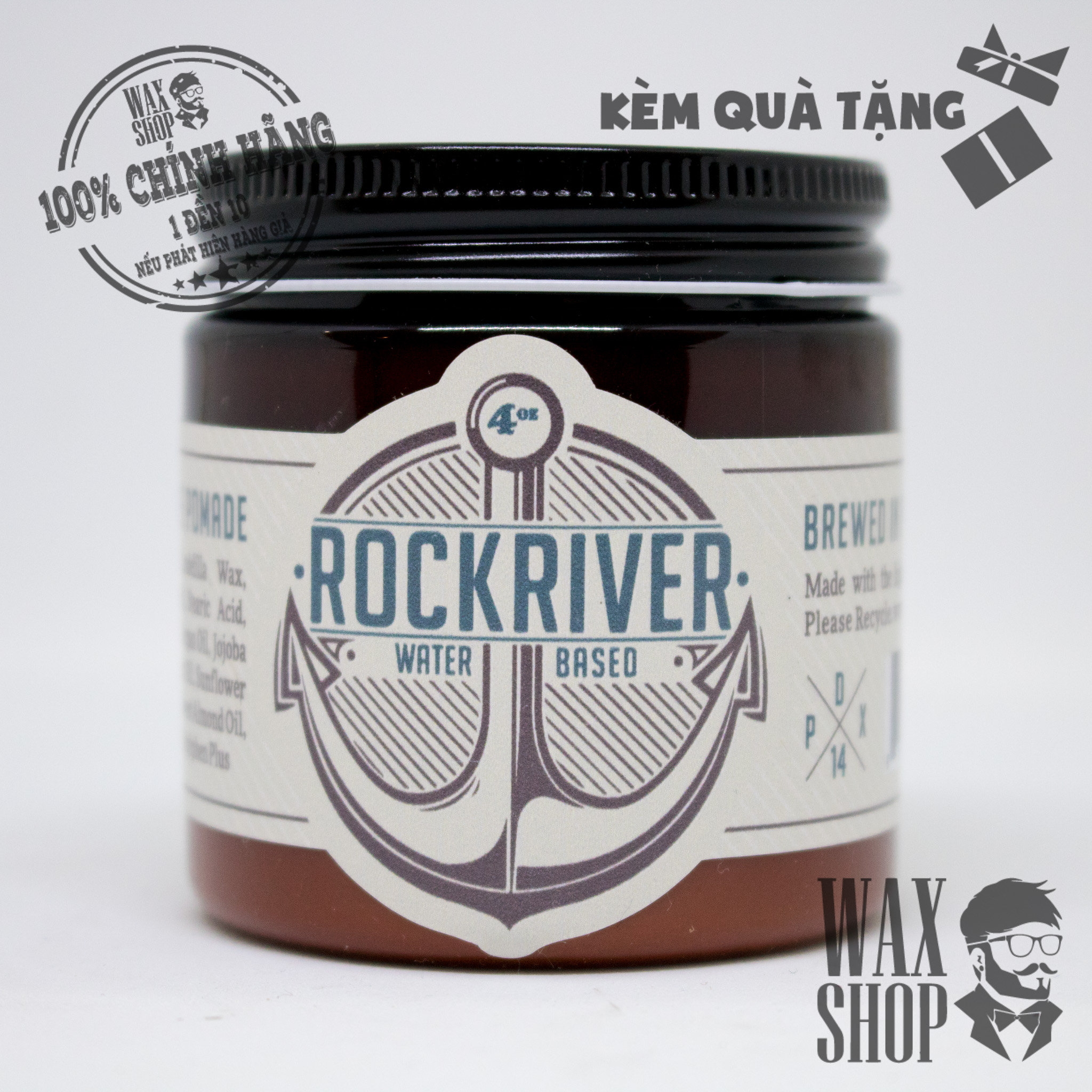 Rockriver - Water Based Pomade