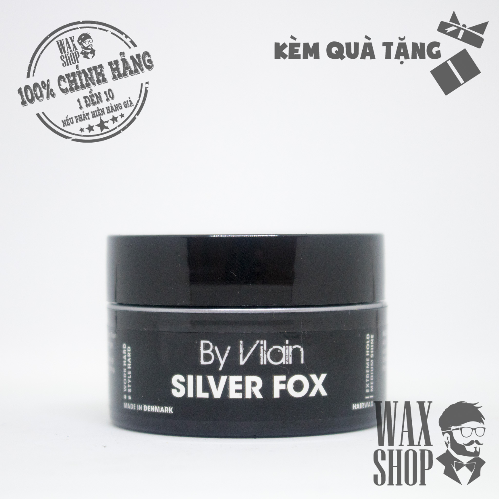 Silver Fox Travel Size - By Vilain