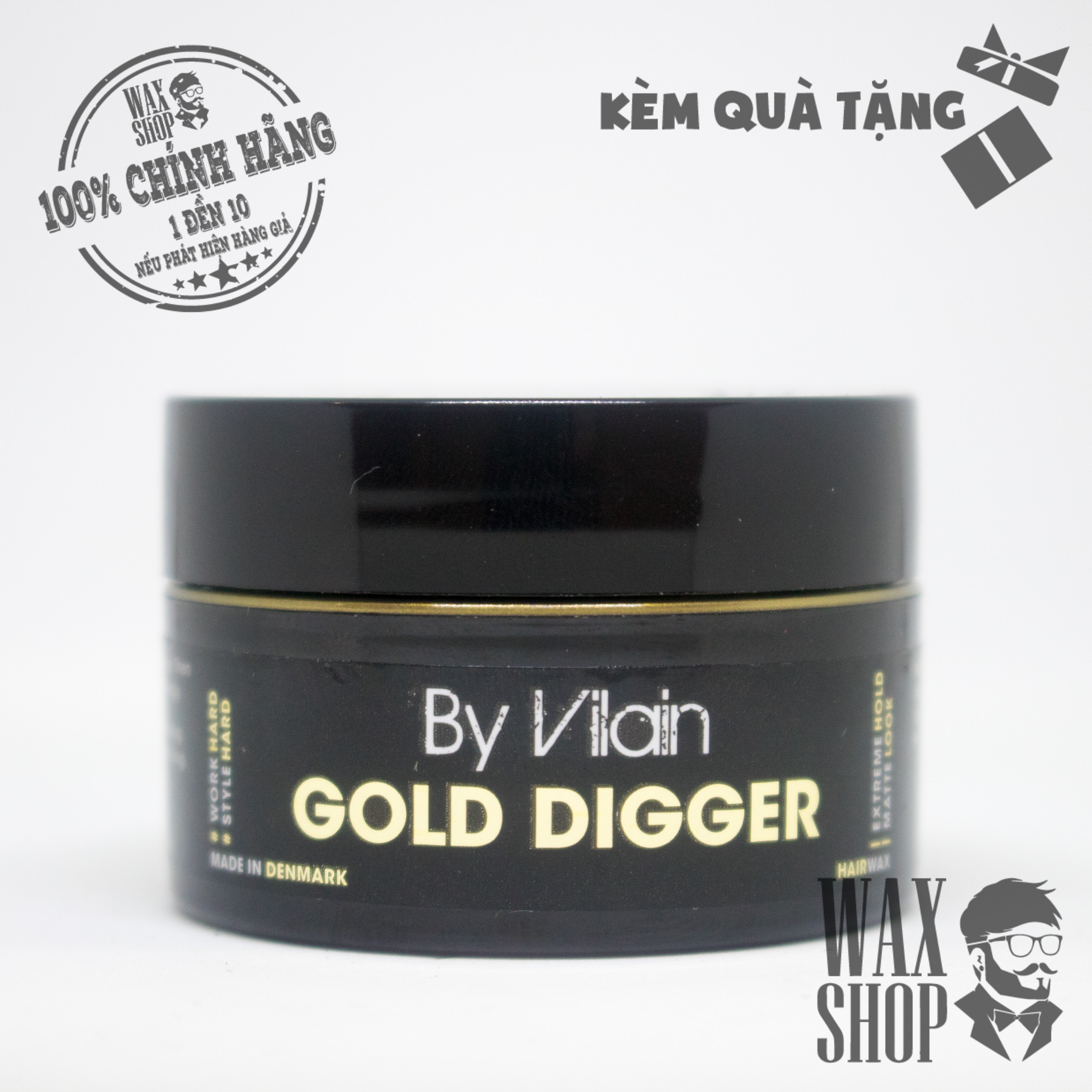 Gold Digger Travel Size - By Vilain