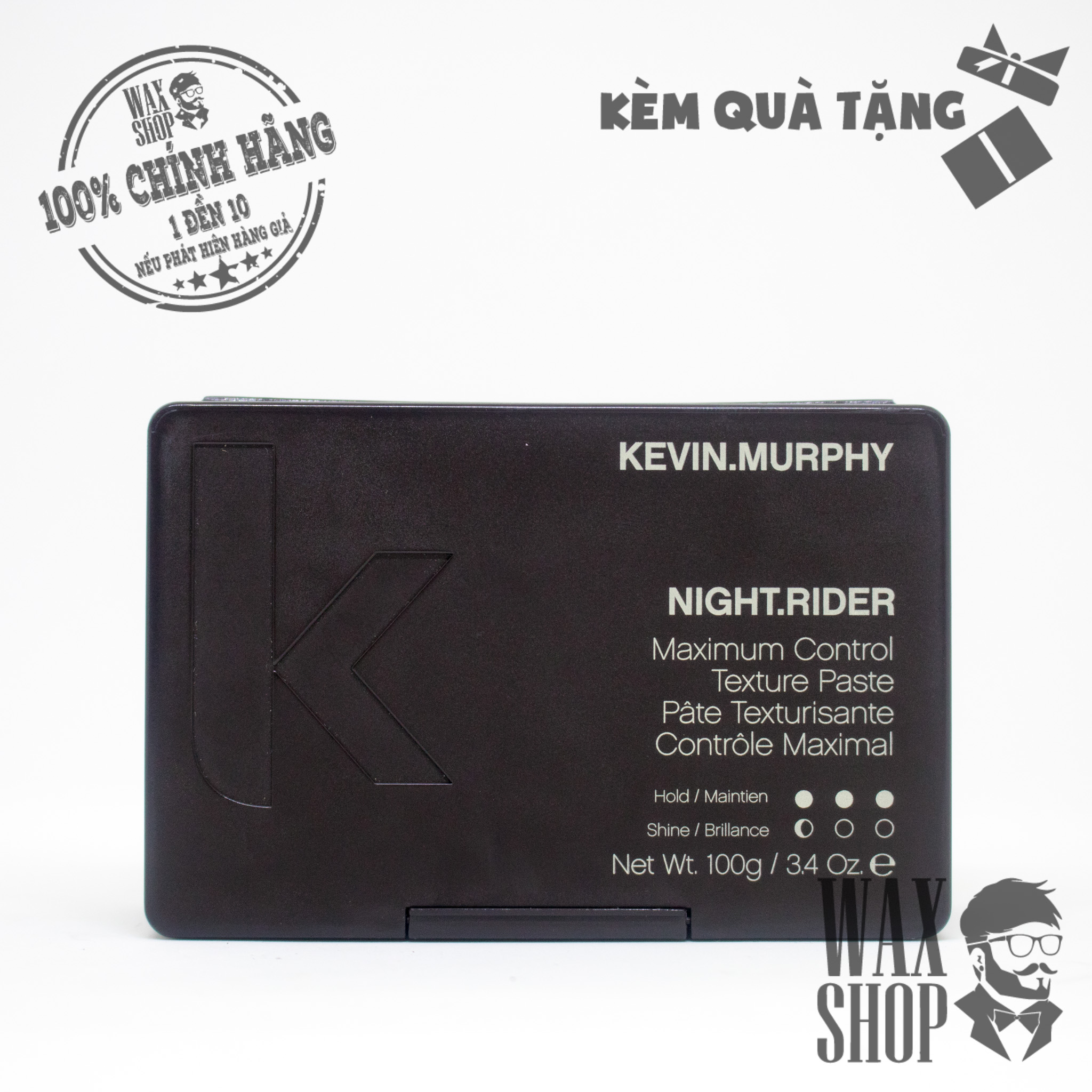 Night Rider - Kevin Murphy