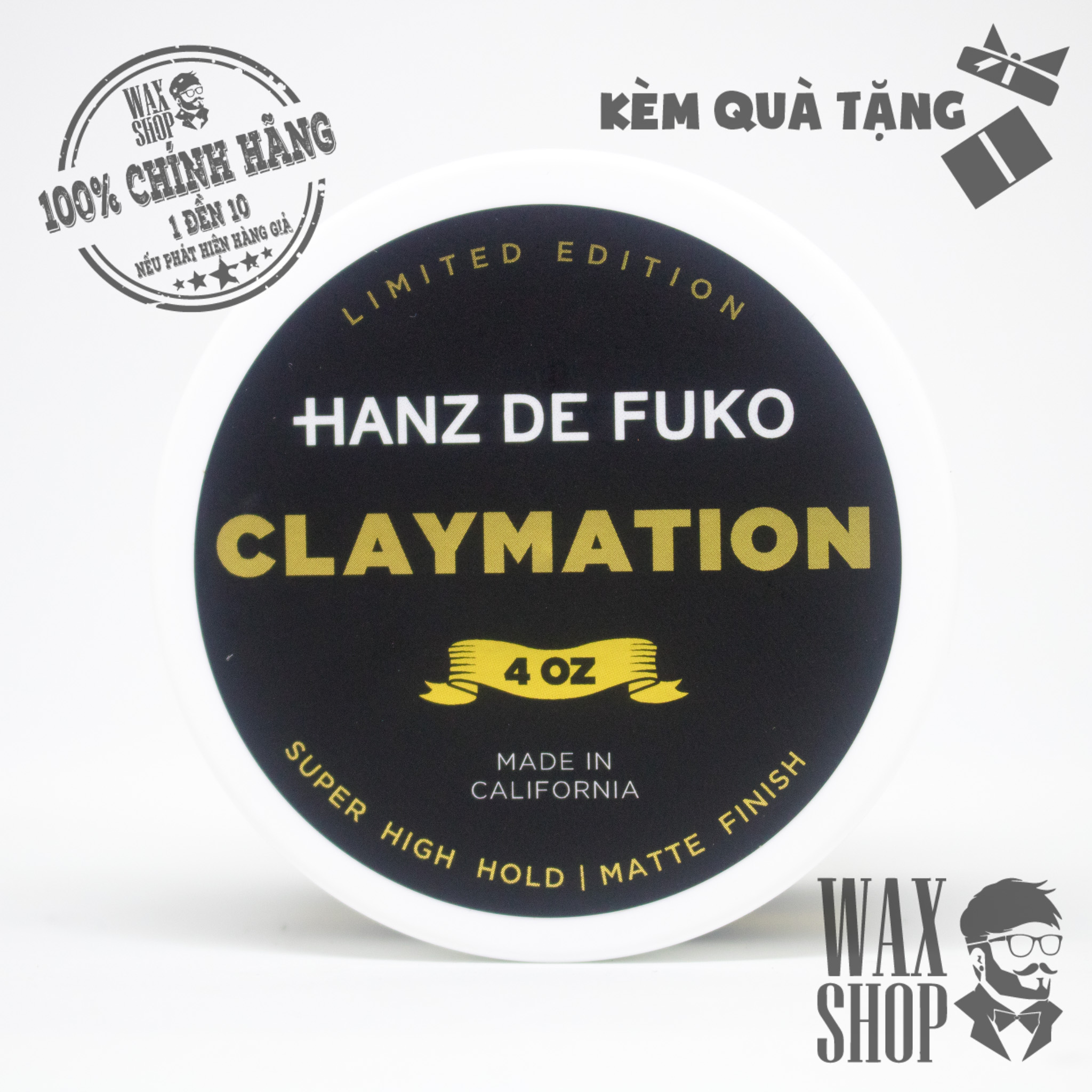 Claymation Limited Edition