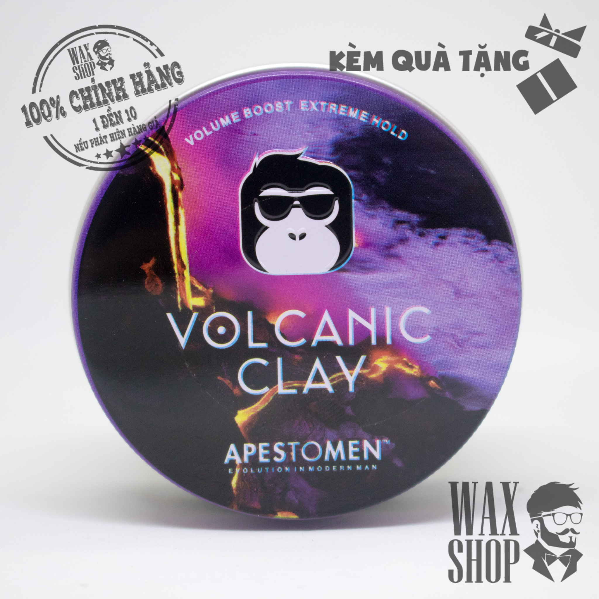 Volcanic Clay - APESTOMEN