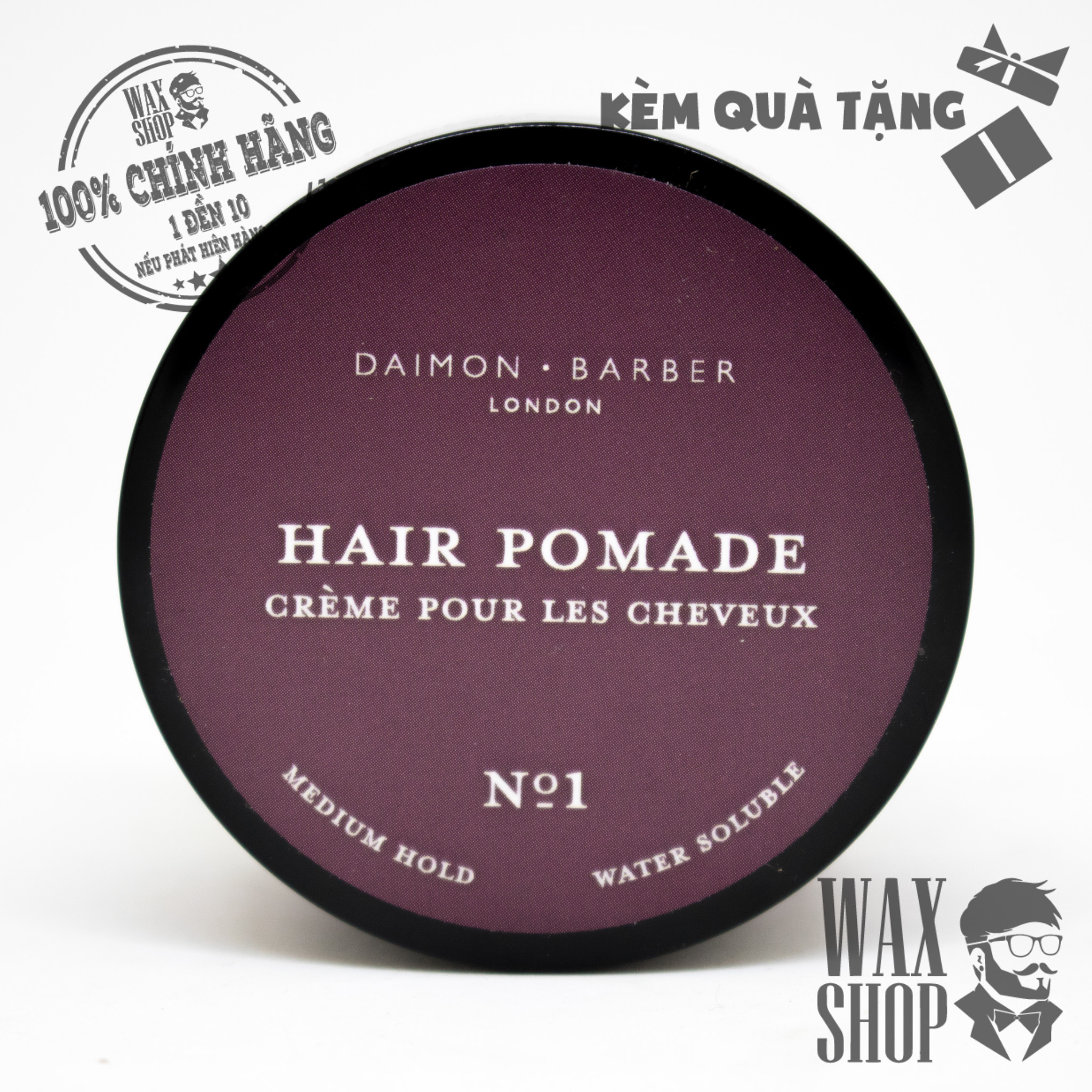 Hair Pomade - Daimon Barber