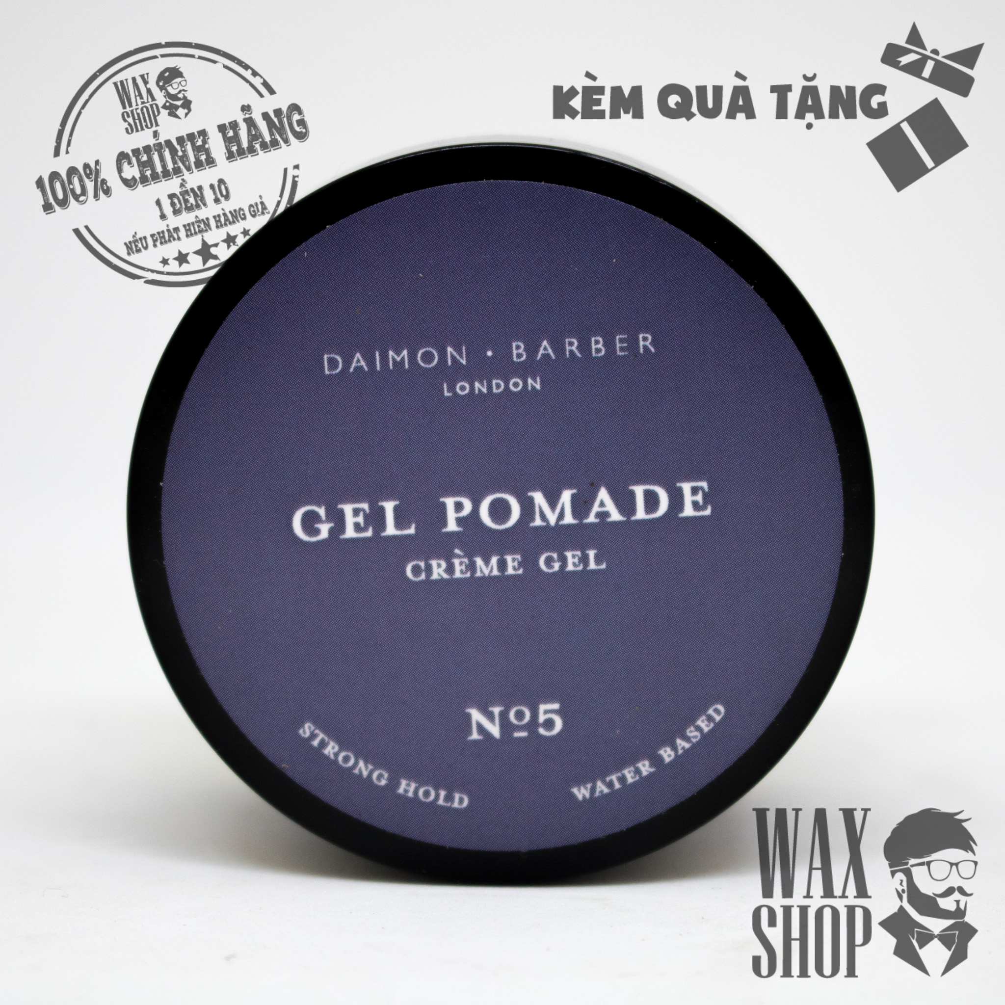 Gel Pomade - Daimon Barber