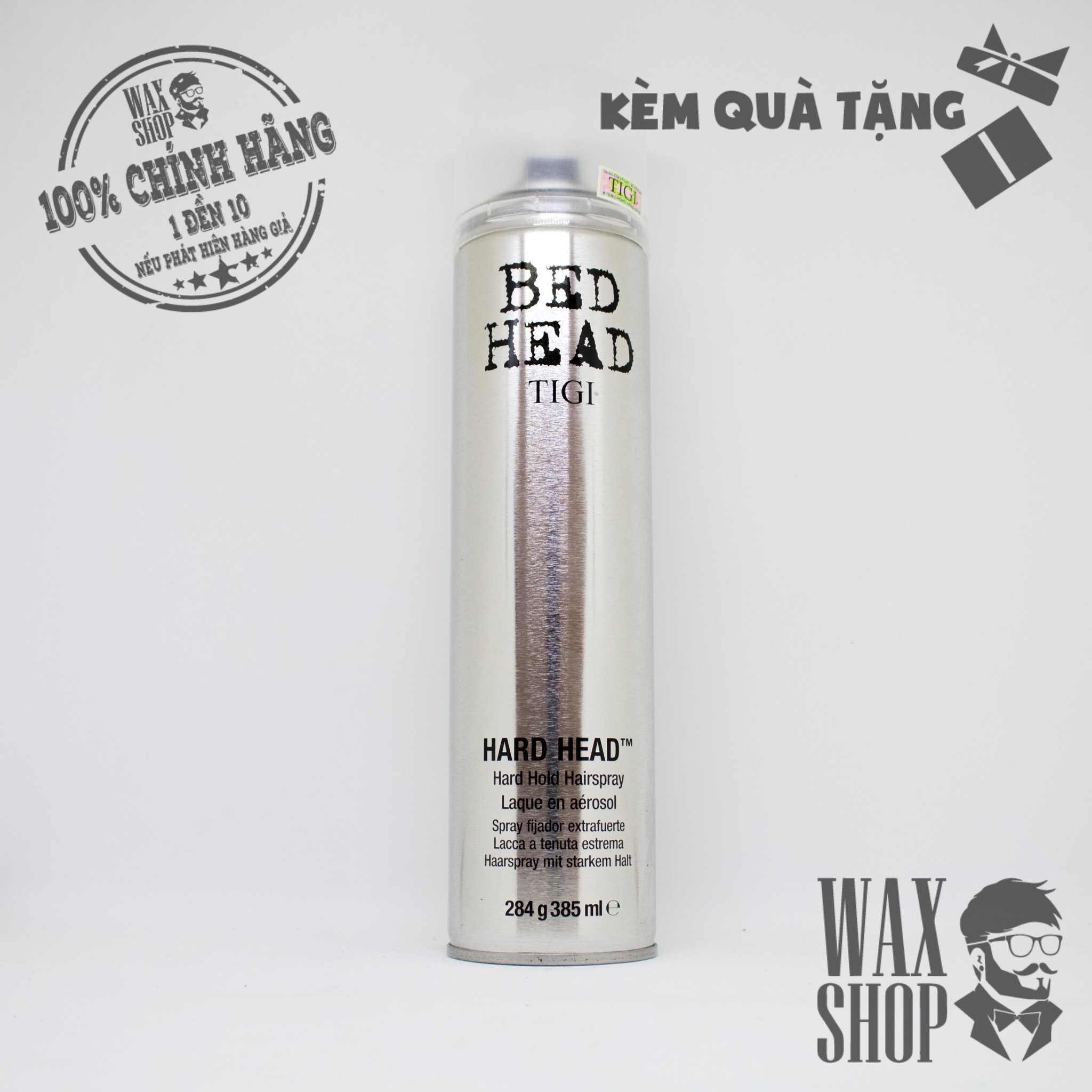 Hard Head - TiGi Bed Head