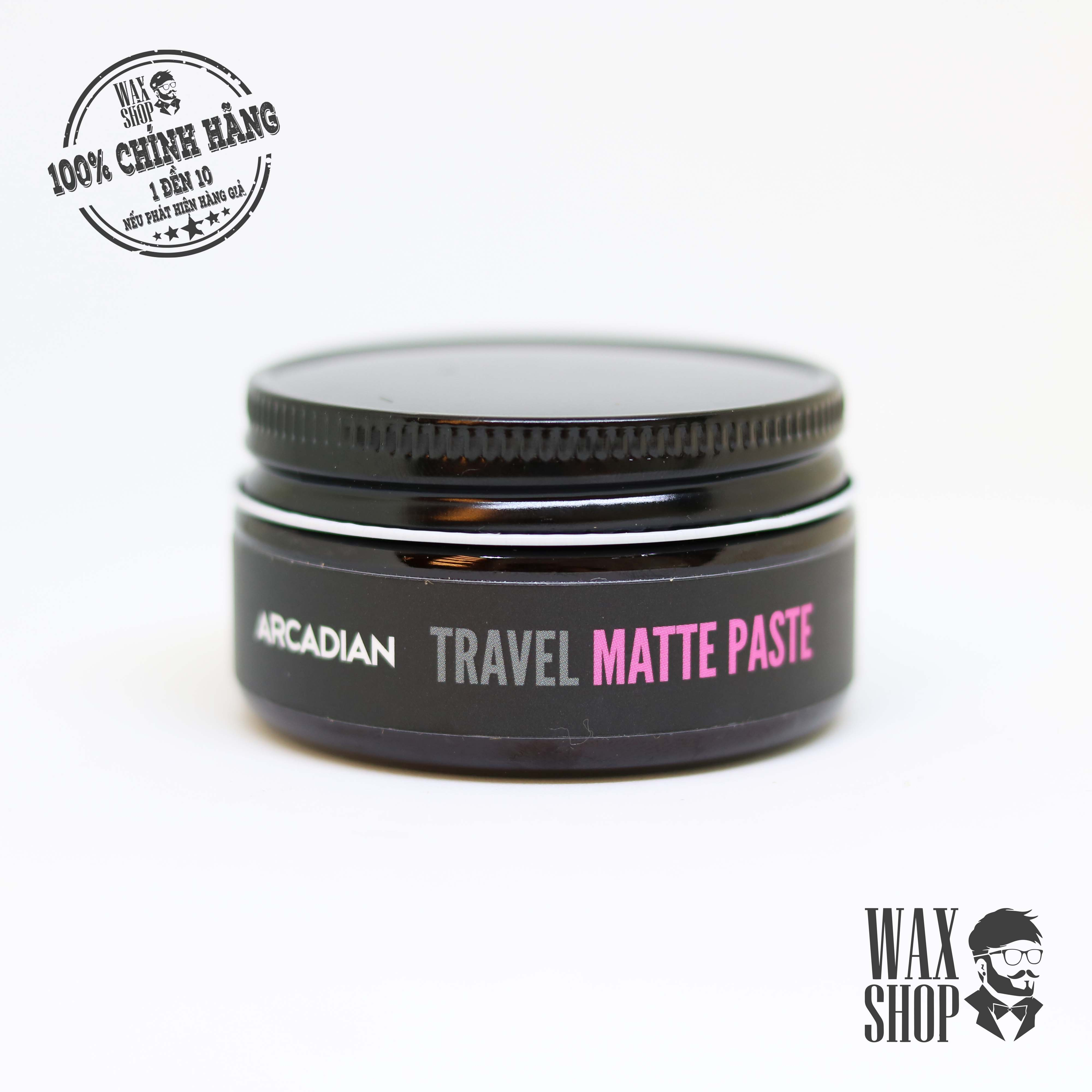 Travel Matte Paste - Arcadian
