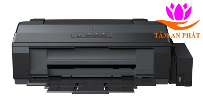 Máy in Epson L1300 có thiết kế tinh tế, gọn gàng