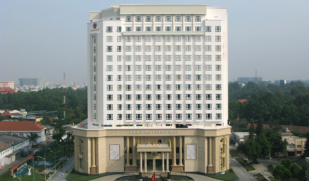 Tan Son Nhat five stars Hotel