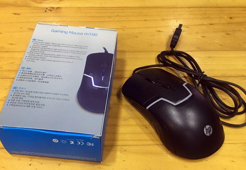 Chuột gaming M100 - Chuột USB chuyên game