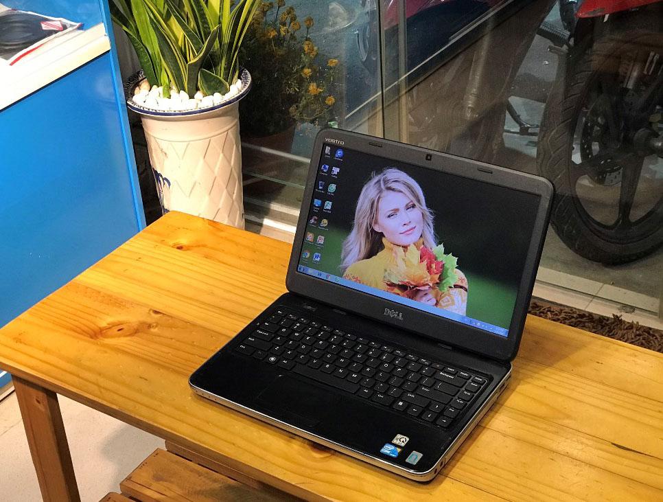 Laptop Dell Vostro 1450 (CORE i3 2330M, DDR3 4GB, SSD 120GB, VGA ONBOARD, WEBCAM, BLUETOOTH)