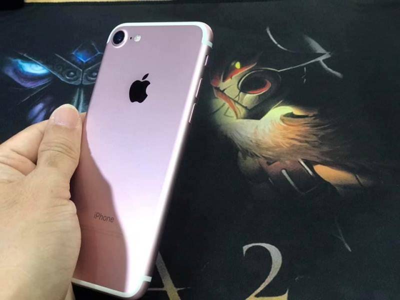 iPhone 7 32gb, Màu Hồng, Quốc Tế [Máy Zin, PK Zin]