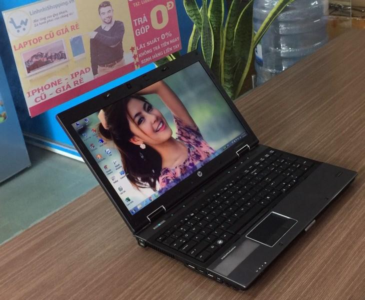 Laptop HP 8540W (Workstation) Core i7, 8gb, SSD 180gb + HDD 320gb, 15.6 inch Full HD, Nvidia Fx 880M