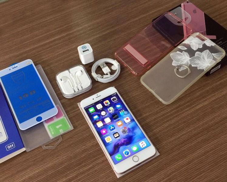 iPhone 6S Plus 64G quốc tế, 100% Zin, Vỏ đẹp 98%