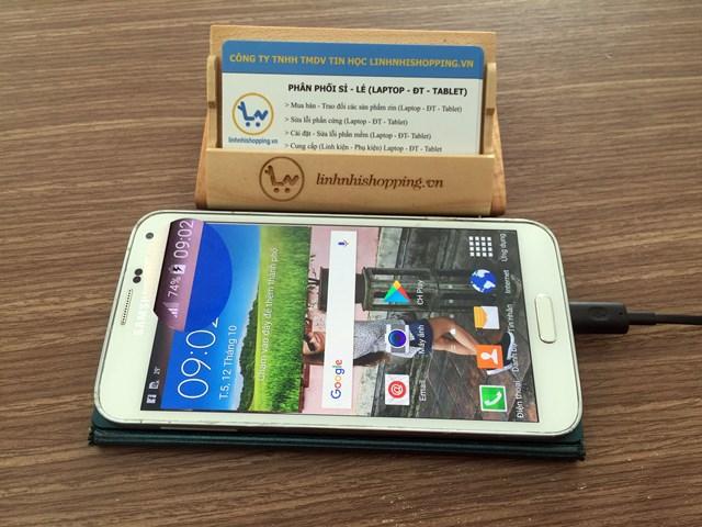 Sửa Samsung S5 lỗi chức năng sạc