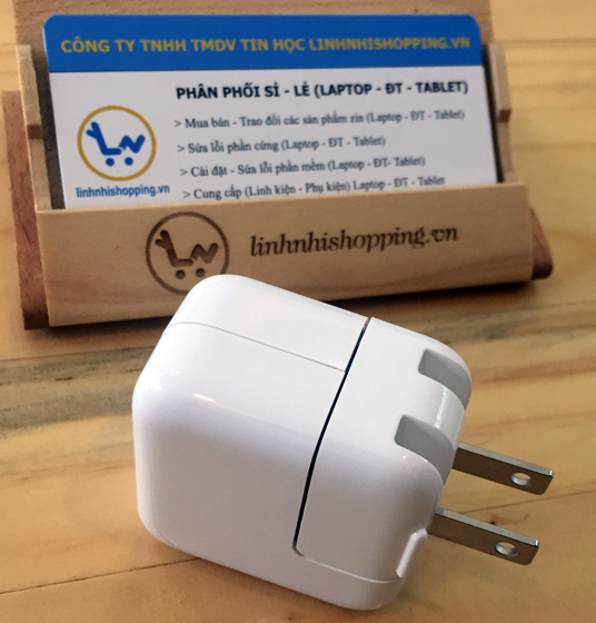 Sạc ipad air Zin Bóc Máy 12w (12 tháng bảo hành)