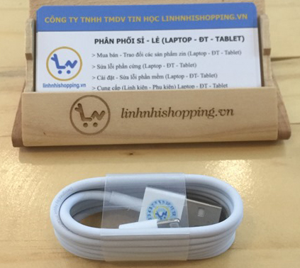 Cáp iphone 5 - iphone 8 NEW (Loại A)