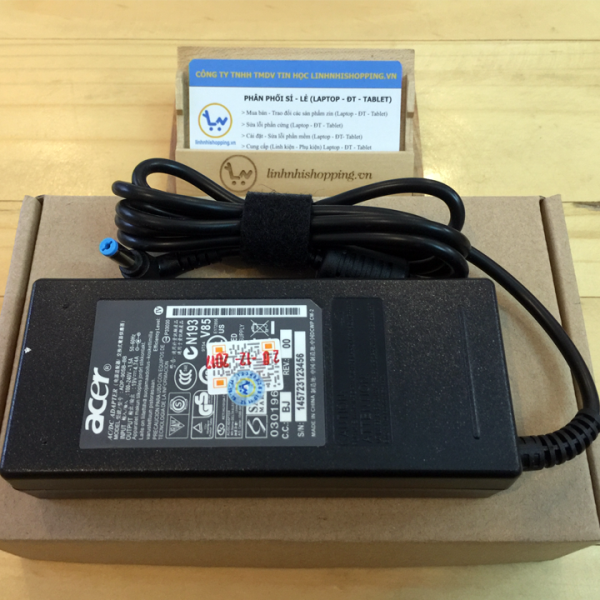 Sạc laptop Acer 19V-4.74A (NEW ZIN OEM)