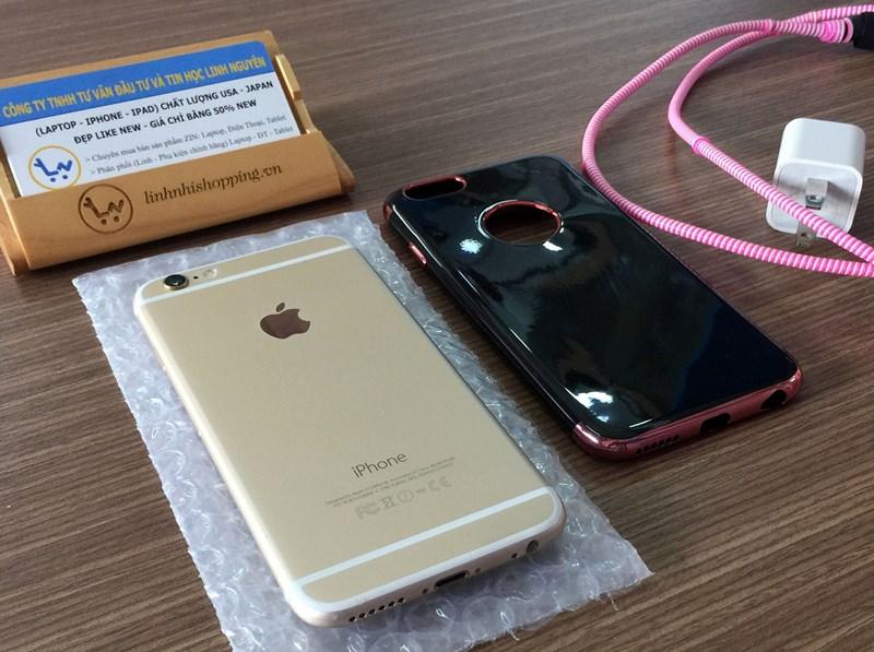 iphone 6 Vàng 16GB quốc tế zin cứng (mã VN/A)