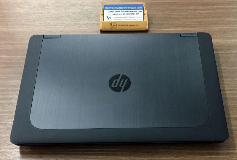 Laptop HP Zbook 15 (i7 4800MQ, 2 VGA, DR3L 8G, SSD 256G, Màn Full HD, Đèn Phím)