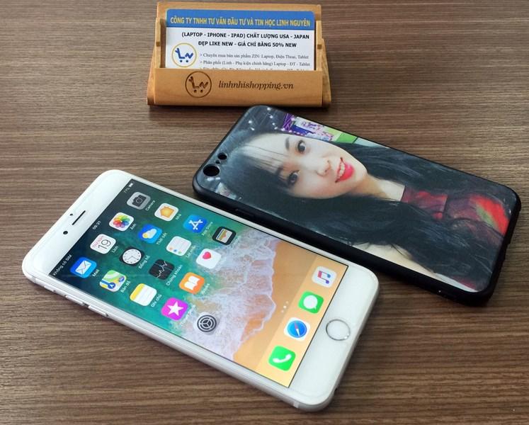 iphone 6 plus Xám 64GB quốc tế zin nguyên bản (mã LL/A)