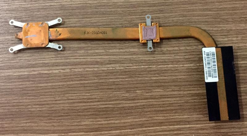 Tản nhiệt Asus U80V, U80 U80A (Zin bóc máy)