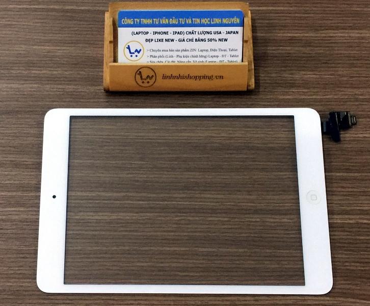 Mặt kính cảm ứng zin ipad mini 1 (zin tháo từ máy)
