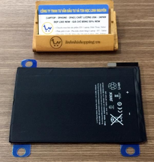 Pin ipad mini 1 (pin new, đủ dung lượng)