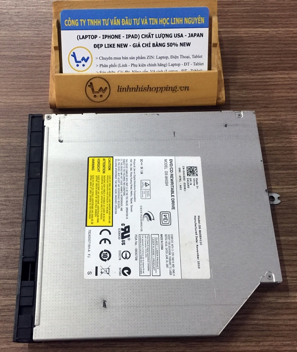 Ổ quang Dell inspiron N4030 12.7mm