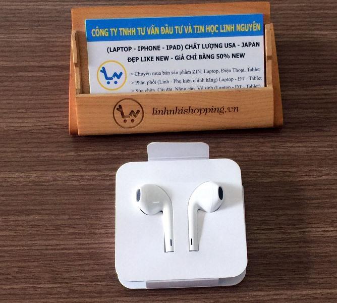 Tai nghe lightning dành cho iphone 7 trở lên (linh kiện loại A)