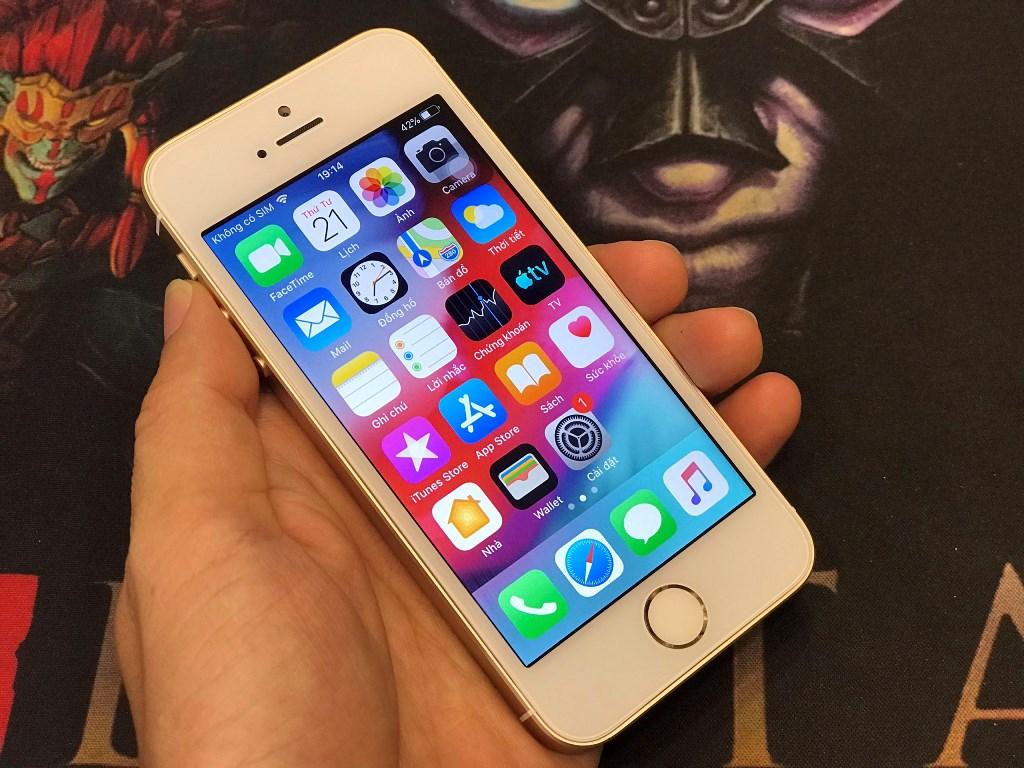 iPhone 5s 16GB Quốc Tế, Zin Tốt, Ngoại Hình 99,9%, Bảo Hành 6 Tháng Phần Cứng Lẫn Phần Mềm