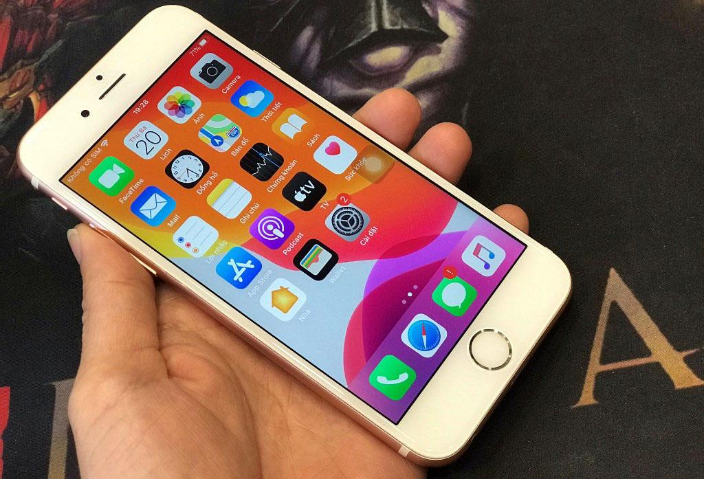 iPhone 6s 64GB Quốc Tế, Zin Tốt Mọi Chức Năng, Ngoại Hình 99,9%, Bảo Hành 6 Tháng Phần Cứng Lẫn Phần Mềm