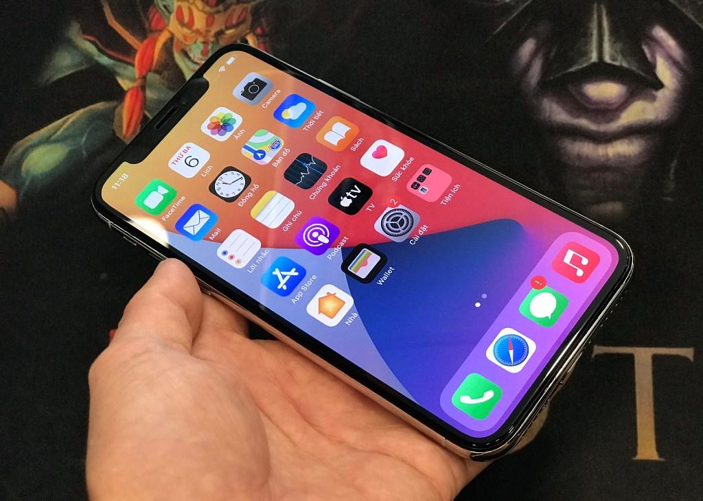 iPhone X 64GB Quốc Tế, Zin Tốt Mọi Chức Năng, Ngoại Hình 98%, Bảo Hành 6 Tháng Phần Cứng Lẫn Phần Mềm