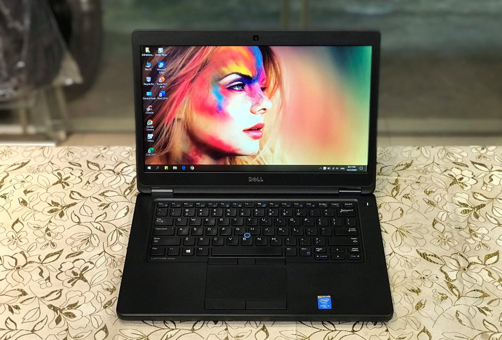 Laptop Dell Latitude e5450 (CORE i5 5300U, DDR3L 4GB, SSD 128GB, 14 INCH IPS - FULL HD 1920x1080, ĐÈN PHÍM, WEBCAM)