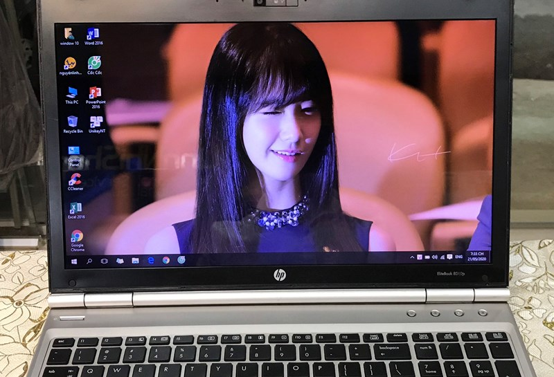 Laptop HP Elitebook 8570P (CORE i5 3320M, DDR3 4GB, HDD 500GB, 15.6 INCH)