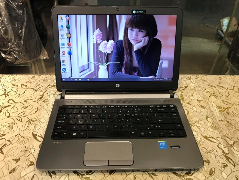 Laptop HP Probook 430 G2 (CORE i5 5200U, DDR3L 8GB, SSD 256GB, 13.3INCH)