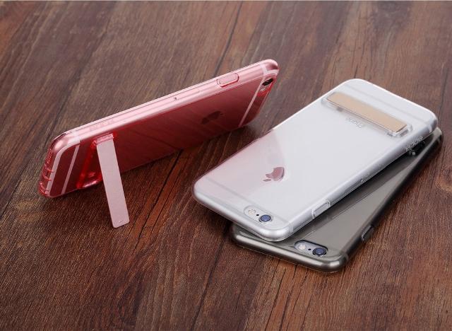 Ốp lưng trong suốt iphone 6 và 6s HIỆU ROCK