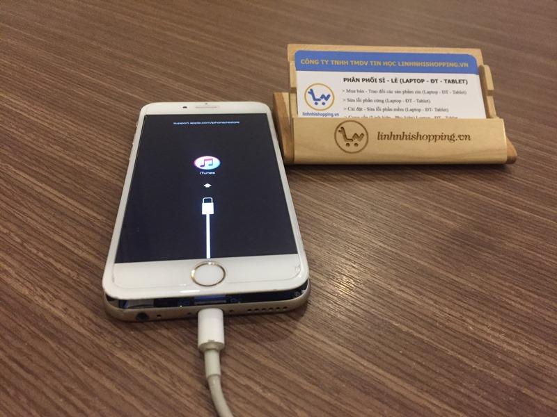 Sửa lỗi iphone 5s bị treo táo